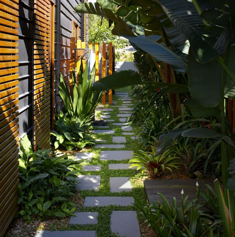 Secret Gardens Sydney Granite Range Vega Pavers Steppers