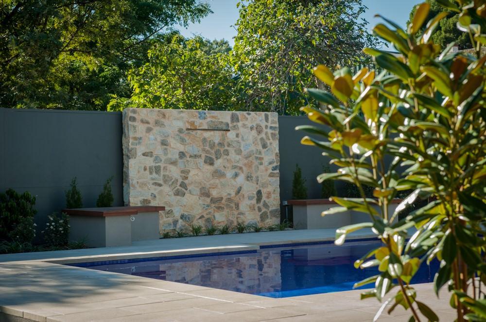 Sphere Garden Design Traditional Range Devon Pool Coping 50mm Square Edge 3